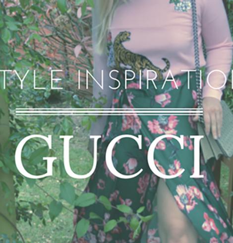 Style Inspiration: GUCCI