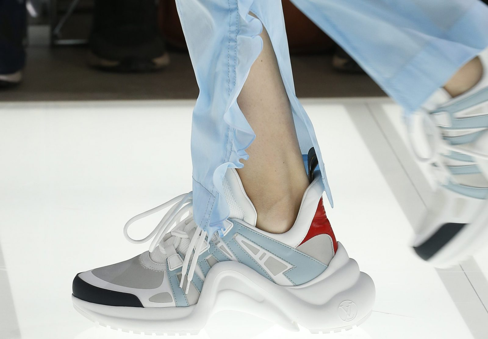 Louis Vuitton's extremely ugly sneakers