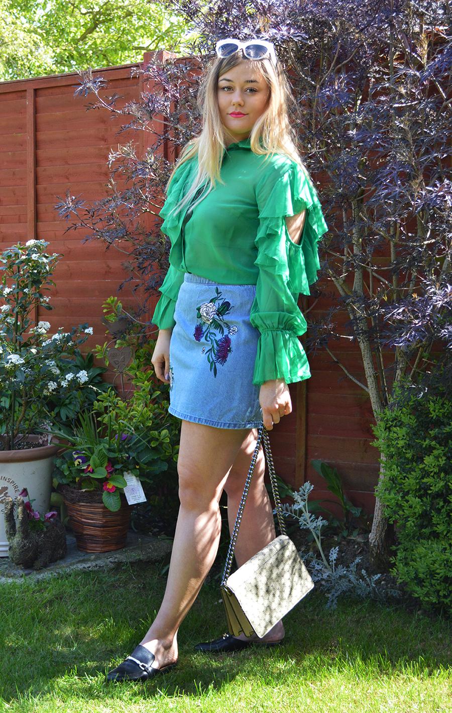 3bd6962a0ef13 Style Inspiration: GUCCI - Fashion Blog by Hannah Gladwin