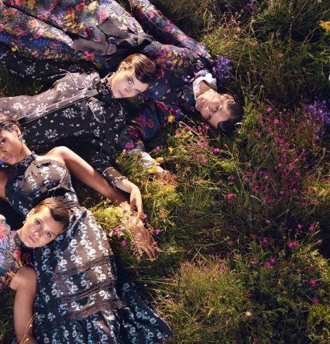 The secret to shopping Erdem x H&M
